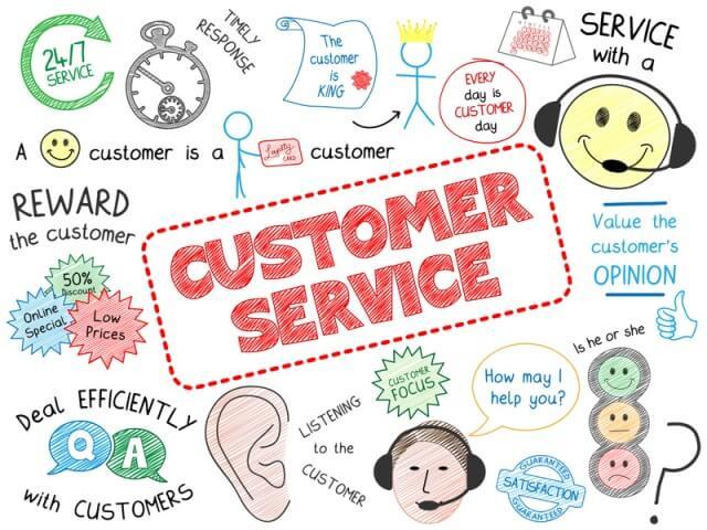Dịch vụ khách hàng là gì