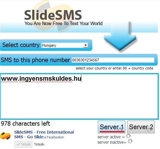 Kết quả hình ảnh cho SlideSMS