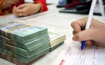 cách vay tiền ngân hàng