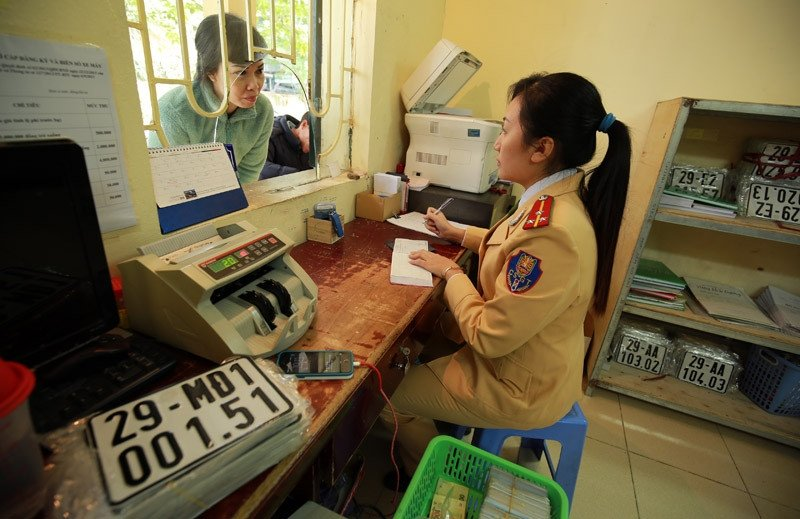 Cách tính thuế ô tô ở Việt Nam và giá thực trả của khách hàng khi mua xe a6
