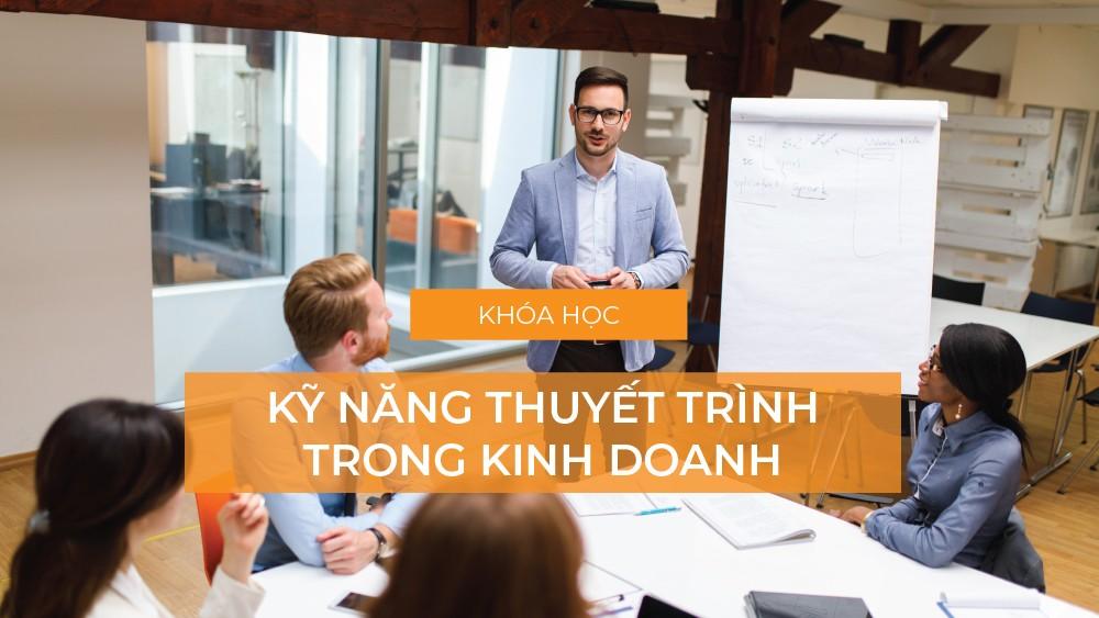 kỹ năng thuyết trình trong kinh doanh
