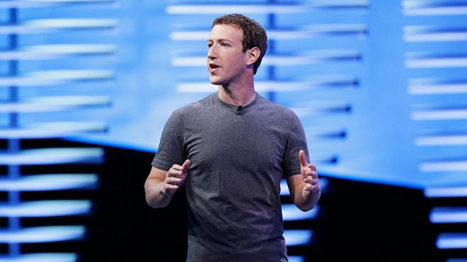 Mark Zuckerberg /// Ảnh: Shutterstock