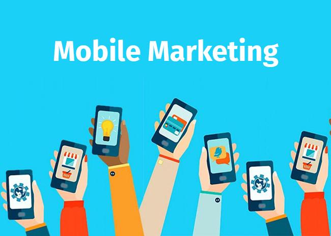 Các loại chiến lược Mobile Marketing