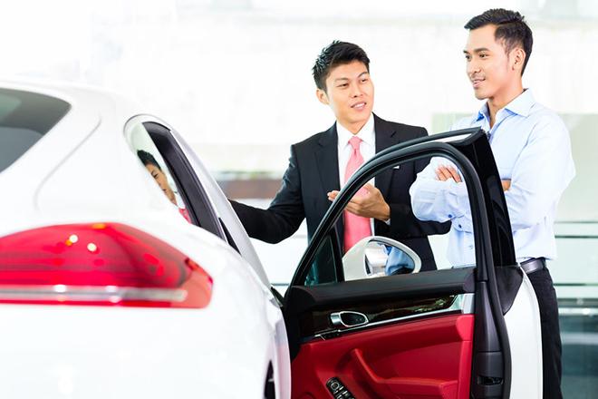 Tìm hiểu thêm về cách thức đăng ký các thủ tục cho xe.