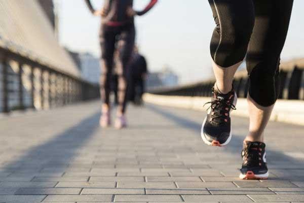 Chạy bộ là một trong những cách tăng chiều cao hiệu quả