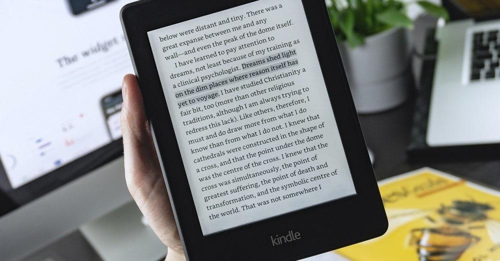 Tải xuống sách miễn phí từ Amazon trên Kindle