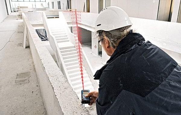 Sử dụng máy đo khoảng cách tia laser không quá phức tạp