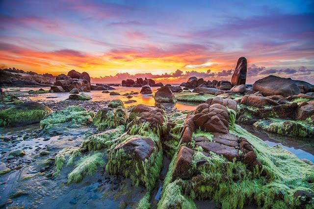 Du lịch Bình Thuận vào mùa khô để tiện đi lại và tắm biển