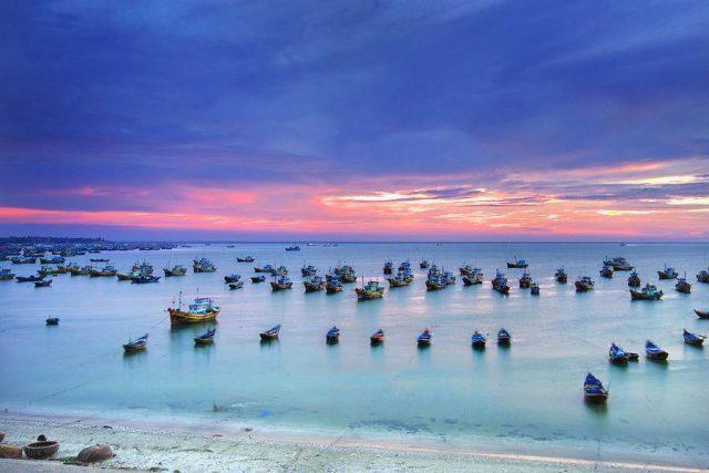 Bình Thuận có nhiều điểm đến đẹp