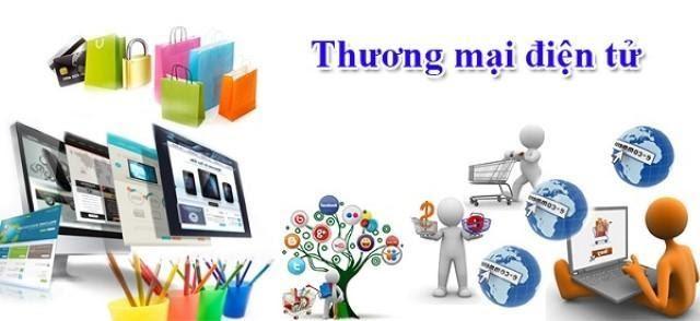 Mô hình kinh doanh trên sàn thương mại điện tử.