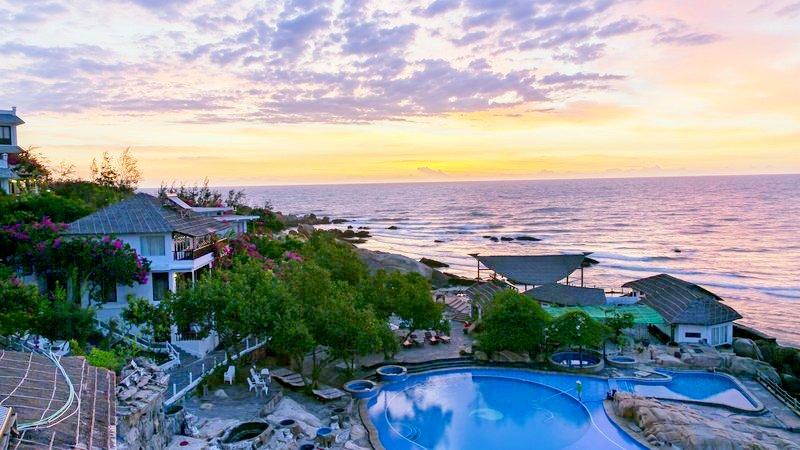 Khu nghỉ dưỡng Rock Water Bay Phan Thiết