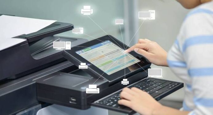 Cách scan tài liệu bằng máy photocopy Ricoh và Toshiba dễ dàng