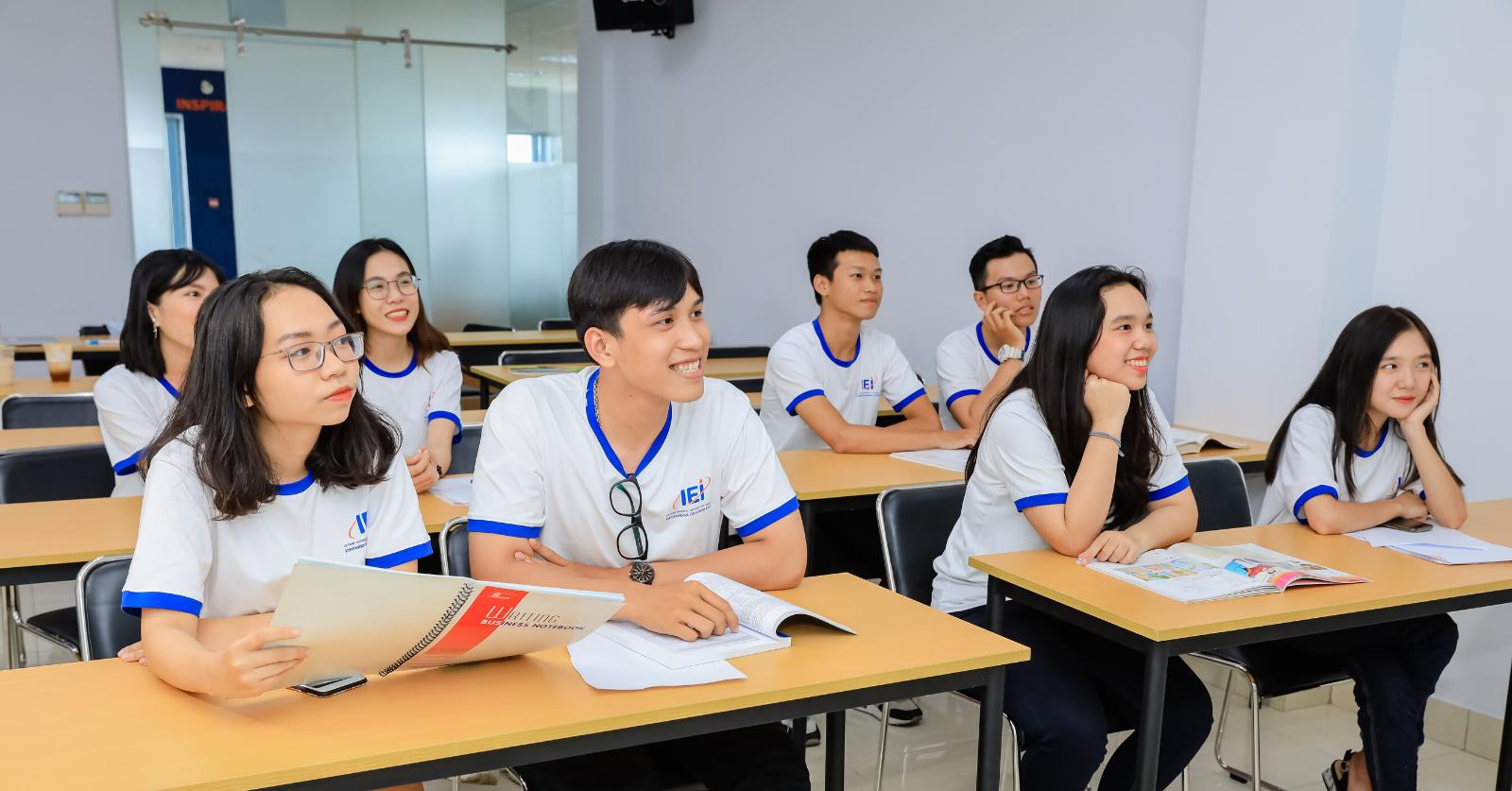 Chương trình đào tạo - IEI - Viện Đào tạo Quốc tế-ĐHQG TPHCM