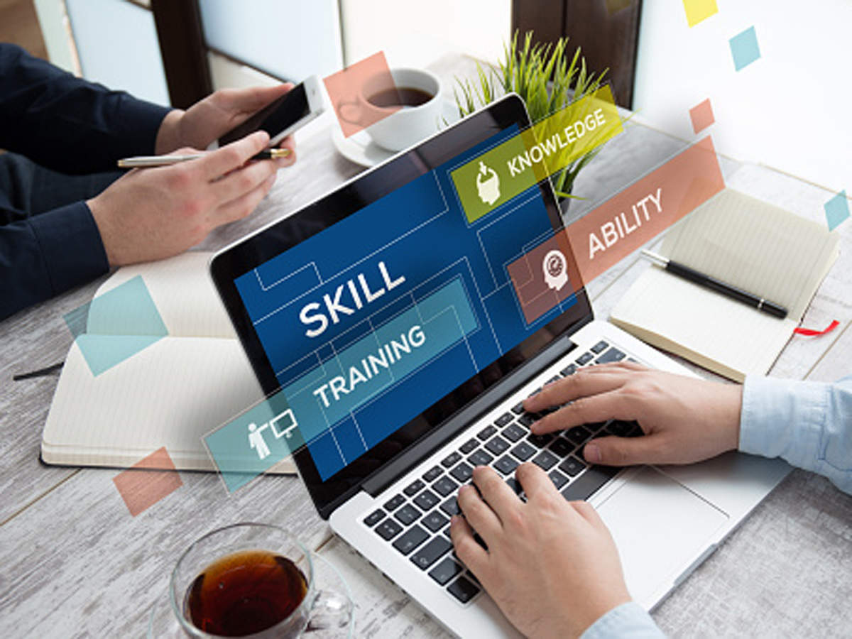 IBM collaborates with National Skill Development Corporation to offer free  digital skills training - The Economic Times