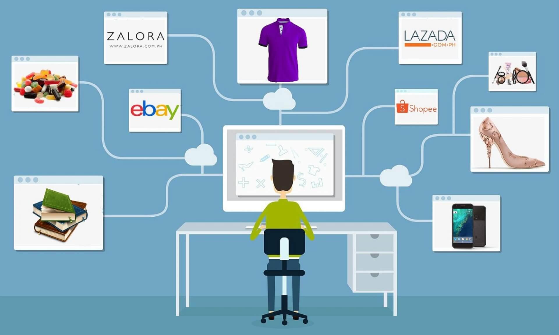Kinh doanh online: 7 bước thực hiện thành công cho người mới