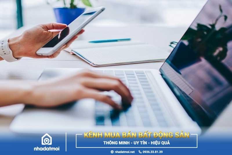 Nhadatmoi.net luôn sàng lọc thông tin mua bán nhà đất chất lượng, uy tín