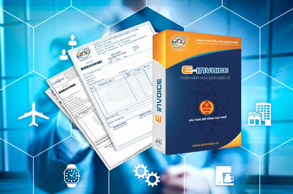 Sử dụng phần mềm hóa đơn điện tử E-invoice giúp doanh nghiệp lưu trữ hóa đơn điện tử an toàn.