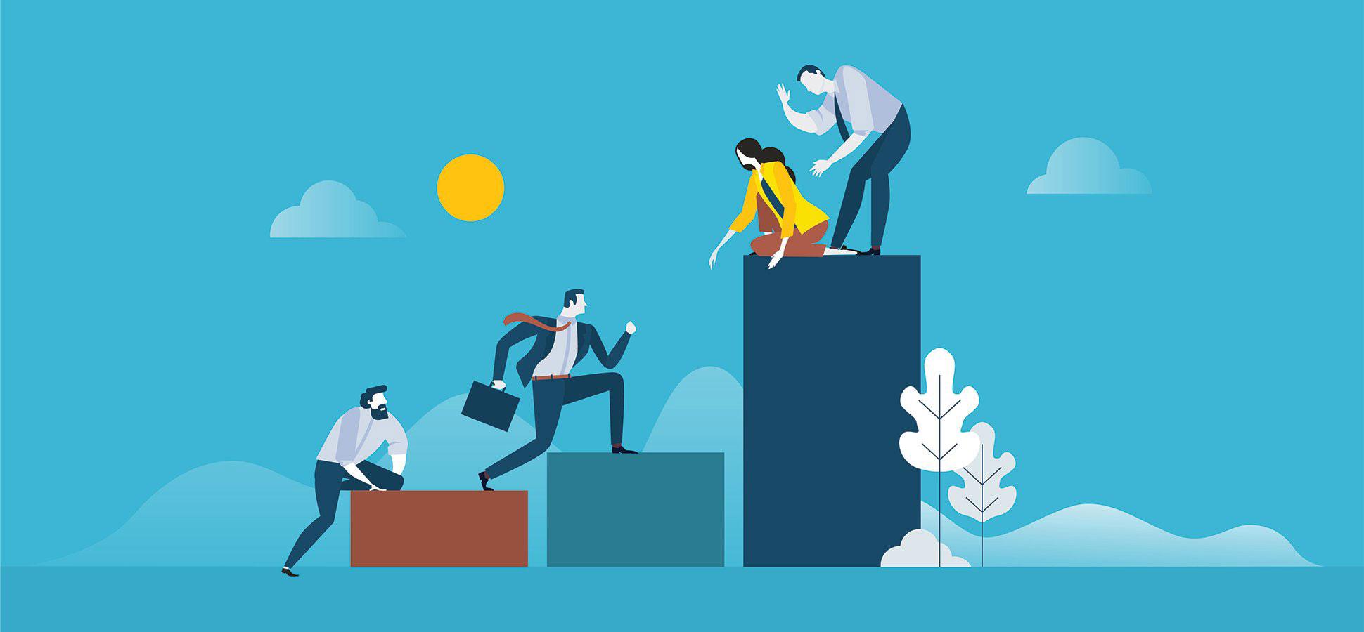 Làm thế nào để trở thành nhà lãnh đạo thu hút? - Munkas Agency