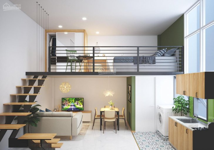Cho thuê căn hộ mini chung cao cấp Gia Bình