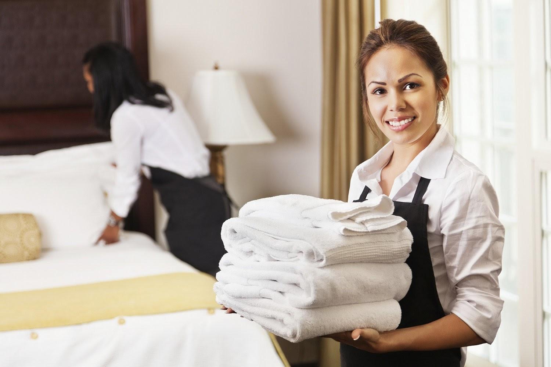 dịch vụ dọn phòng ở căn hộ dịch vụ